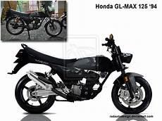 Modifikasi Honda Gl by Otomotif Bike Contoh Modifikasi Honda Gl Max 125