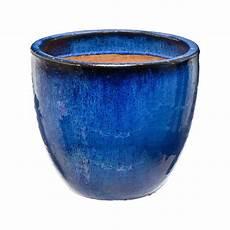 cache pot terre cuite bleu tropico3 fr
