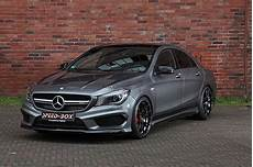 Mercedes 45 Amg With Gambit Wheels