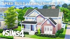 sims 4 häuser bauen die sims 4 speed build familienhaus 1