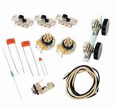 fender jaguar b wiring kit fender vintage 62 jaguar wiring kit pots switch slider reverb