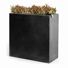 Bac 224 Fleurs Fibre De Terre Clayfibre L60 H72 Cm