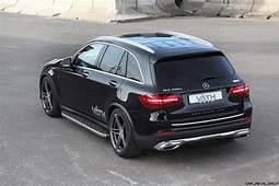 2017 Mercedes Benz GLC By VAETH  Not Quite GLC500 But