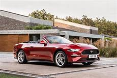 ford mustang cabriolet 2018 2018 ford mustang convertible review trims specs and