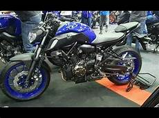 yamaha mt 07 blue