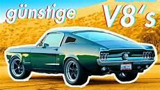 auto zum kaufen 5 billige amerikanische autos mit v8 motor die du dir