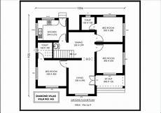 modern single storey house plans 956 sq ft 3bhk contemporary style single storey house and
