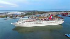 carnival fantasy first cruise out of mobile 11 9 16 youtube