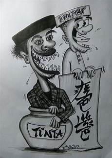 Kumpulan Gambar Karikatur Kaligrafi Puzzze