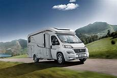 hymer fiat ducato motorhomes and cervans