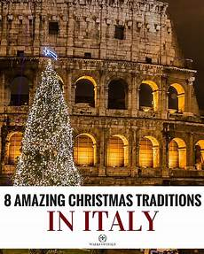 The Best Traditions In Italy