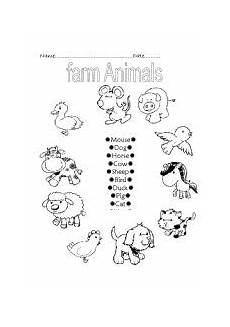 worksheets animals of the farm 13984 farm animals esl worksheet by ruthcaher