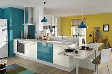peinture de cuisine comment faire entrer la couleur