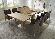Tisch 90x90 Ausziehbar - e 223 tisch simon in wildeiche quadratisch