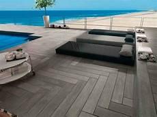 carrelage de terrasse imitation bois terrasse moderne avec carrelage ext 233 rieur imitation bois