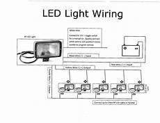 trailer work lights thunderstone manufacturing