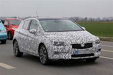 Opel Astra 2015 - 2015 opel vauxhall astra k spied again with less camo