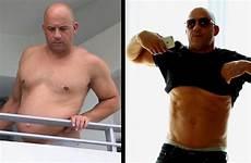 Vin Diesel Gros Vin Diesel S Est Il Ramolli Plus D Abdos Mais Un Bod