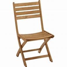 lot de 2 chaises de jardin en bois robin naturel leroy