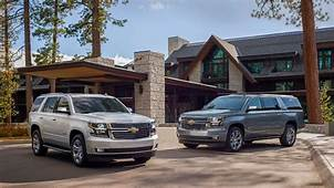 Chevy Tahoe Gets Modest Price Increases  Autoblog
