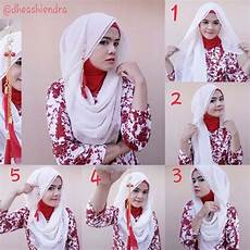 Simple Tutorial Segi Empat 2015 Hijabiworld