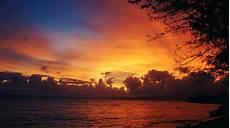 Foto Gratis Matahari Terbit Hawaii Pemandangan Pantai
