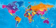 carte du monde voyager 3 mappemonde orignal map