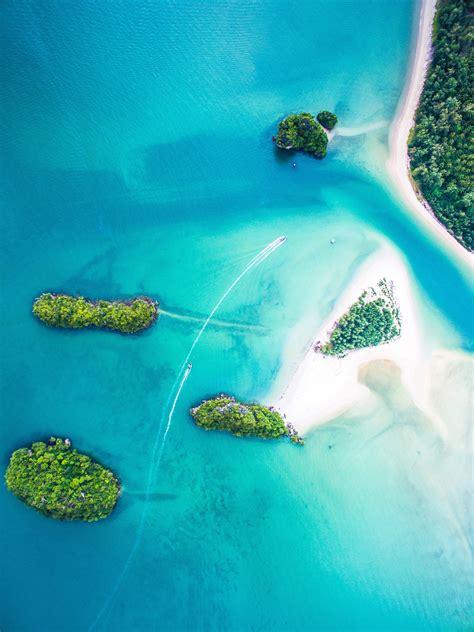 Stranden Thaimat