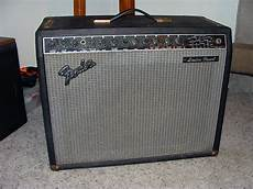 Fender Reverb 1983 Grey Solid State Combo Reverb
