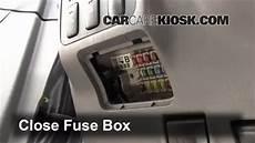 Interior Fuse Box Location 2003 2009 Lexus Gx470 2003