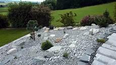 vorgarten steingarten anlegen steingarten