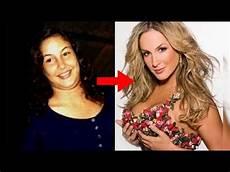 antes e depois top 10 famosas antes e depois da fama
