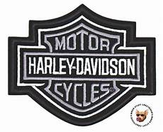 harley davidson patches harley davidson classic bar shield vest patch made in