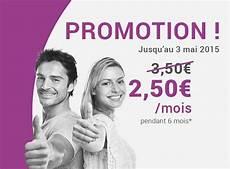 Forfait En Promotion 2 50 Au Lieu De 3 50 Forfait