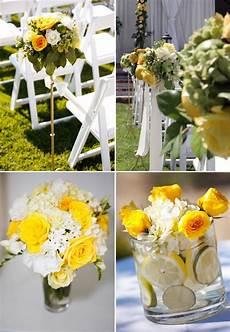 Decorations De Mariage Jaune Chetre D 233 Coration