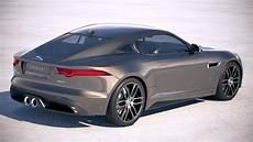 Jaguar F Type R Dynamic Coupe 2018