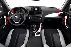 bmw 1 series f20 carbon fiber interior