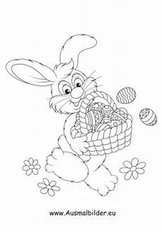 Ausmalbilder Osterhase Mit Eier Ausmalbilder Osterhase Und Ostereier Osterhasen Malvorlagen