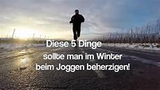 diese 5 dinge sollte beim joggen im winter beherzigen
