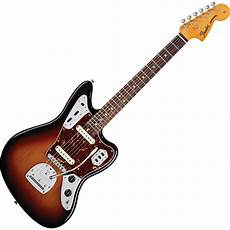 fender jaguar fender classic player jaguar special sunburst at