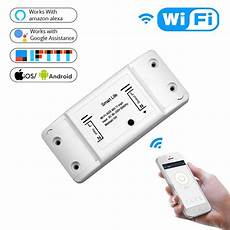 Moeshouse Wifi Mini Smart Curtain Switch by Moeshouse Ms 101 Diy Wifi Smart Light Switch Universal