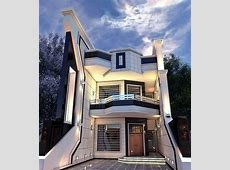 Houses will look like in the future   House front design