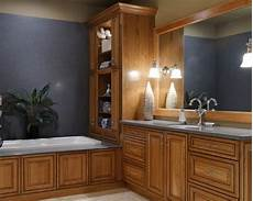 Bathroom Ideas Oak Cabinets by Honey Oak Cabinets Ideas Pictures Remodel And Decor