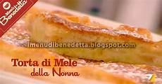 torta della nonna di benedetta ricetta biscotti torta torta alle mele benedetta parodi