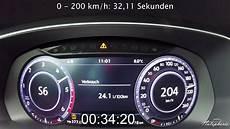 vw biturbo diesel probleme 2016 vw tiguan biturbo diesel 240 hp acceleration 0 210 kph 0 130 mph autophorie