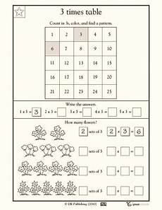 time table worksheets for grade 3 3474 3 times table worksheet for 3rd 4th grade lesson planet