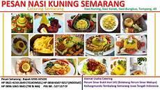 0858 6507 9257 Nasi Kotak Tumpeng Kuning Semarang Nasi