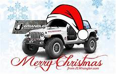merry jeepin christmas from jlwrangler com