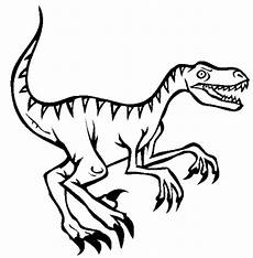 raptor coloring pages and print for free