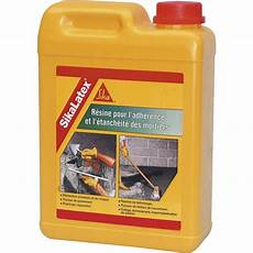 R 233 Sine D Adh 233 Rence Concentr 233 E Pour Mortier Sika Sikalatex
